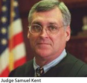 U.S. District Judge Samuel Kent