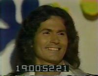 Taped in 1978 for The Dating Game: http://www.youtube.com/watch?v