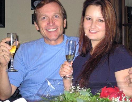 Engagement celebration of Martin and Gypsy