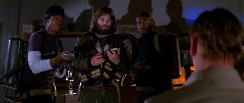 Image result for the thing blood test scene